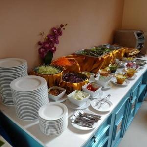 サリルホテル(バンコク) ③ビュッフェ形式の朝食
