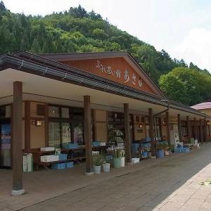 道の駅 ひだ朝日村の「よもぎうどん」と美女高原(岐阜県高山市)