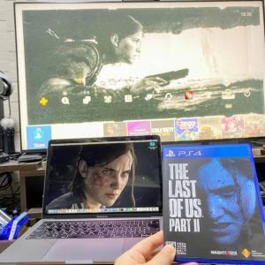 【ゲーム】The Last of Us Part II をプレイして