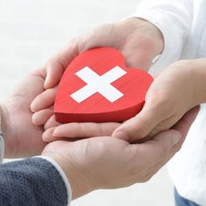 献血の思い出