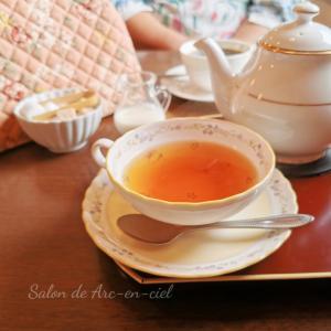 紅茶の入れ方が素敵な珈琲屋さん