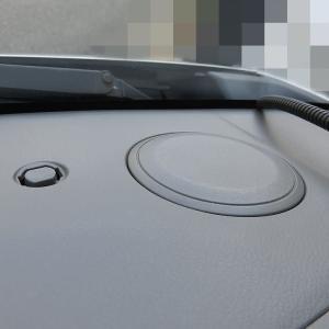 ★新型エブリィDA17V、フロントダッシュボードに、スズキ純正ツイーターSPをセッティング! Vol.50