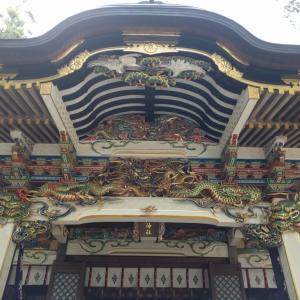 宝登山神社に入居のご挨拶に行った