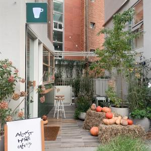 【韓国カフェ】梨泰院・経理団通り(キョンリダンキル)にひっそりあるAlmost Home Cafeに行ってきました。