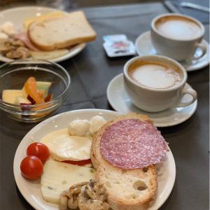 【イタリア旅行】 テルミニ駅・主要観光地 徒歩圏内!フロリスホテル(Floris Hotel)は朝食も美味しすぎるホテルでした。