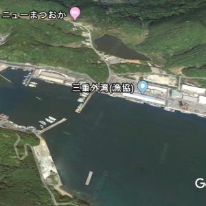 奈屋浦漁港の釣り場とポイント4選|釣れる魚、クロダイ、グレ、サバ、アオリイカ、エギング