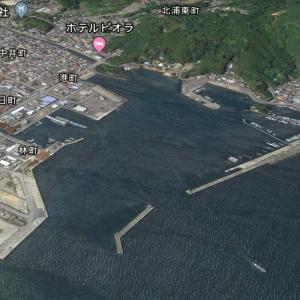 尾鷲港の釣り場とポイント 天満波堤・合同庁舎前、チヌ、グレ、マダイ、アジ、サバ、アオリイカ
