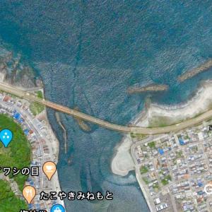 古座川河口の釣り場とポイント|シーバス釣りの人気スポット、ヒラスズキ、アジ、メバル