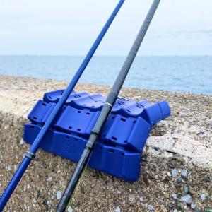 ダイワ タテカケ君の特徴・インプレ|護岸からの投げ釣り役立つ竿受け