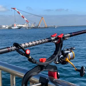【ダイワ・磯竿】リバティクラブ磯風2号4.5mインプレ。安くて高品質! サビキ釣り