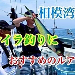 相模湾シイラ釣りにおすすめのルアー7選 釣れる定番ルアー オフショアキャスティングゲーム