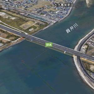員弁川河口付近・日之出橋の釣り場とポイント3選|ハゼ釣り シーバス