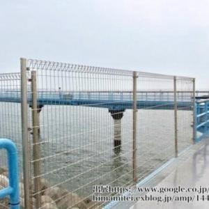 川越釣り桟橋・中部電力釣り公園の釣り場を紹介|釣れる魚 釣り方