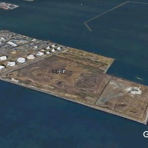 【三田町】三部突堤と塩浜テトラの釣り場とポイント|釣れる魚