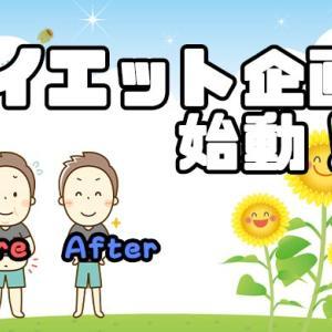 ダイエット企画始動!!