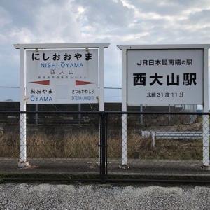 枕崎から開聞岳、池田湖、長崎鼻と西大山駅を観光~枕崎の魚処まんぼうはカツオが美味しかったです~Peachで行く鹿児島旅行⑥