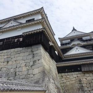現存天守の一つ松山城訪問記~蛇口からみかんは断水中でした~四国満喫きっぷで行く四国周遊旅行⑤