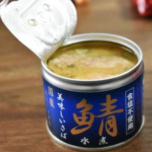 【感想】食塩不使用のサバの缶詰は塩分を気にする方にはおすすめ
