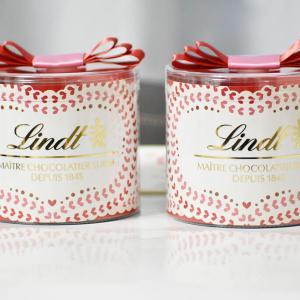 【感想】バレンタイン限定のリンツのチョコレートを通販で購入