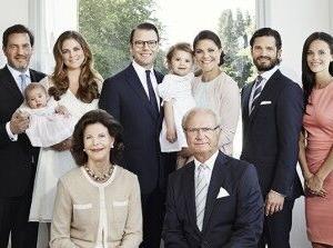 『重大発表』スウェーデン王室