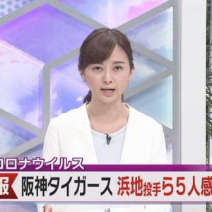 『阪神コロナ』についてTwitterの反応
