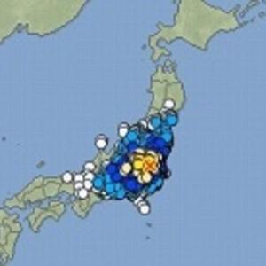 『地震速報』についてTwitterの反応