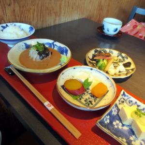 京都~観光とグルメの旅11~嵐山のHANANAでランチ