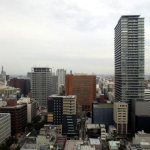 ヒルトン名古屋に宿泊1