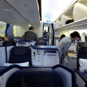 ベルギー~観光とグルメの旅38~帰国便に搭乗
