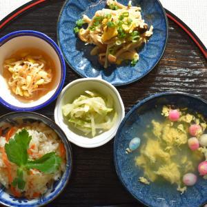 【日新製糖きび砂糖を使ってきんぴら炊き込みご飯を作る!】