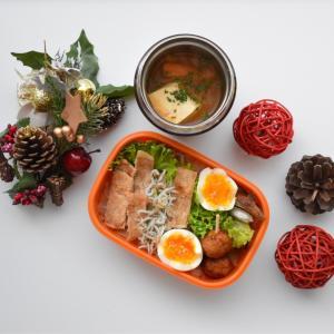 【中学生お弁当】ニンニク醤油とはちみつ生姜で作る生姜焼き丼弁当