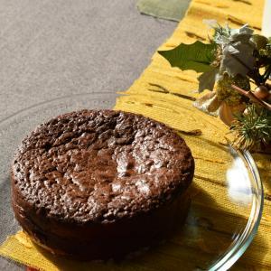 【ケーキレッスン開講】お誕生日ガトーショコラのレッスン