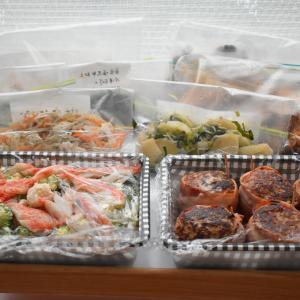 【アスリートママ宅の作り置き】野菜メインだけど肉も入れて。嫌いなものは入れないで。