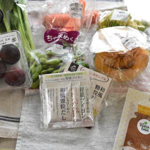 らでぃっしゅぼーや様からの今月のお野菜