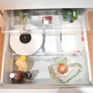 毎週棚卸ししてもやはり汚れる冷蔵庫の大掃除