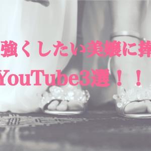 【心を強くしたい美嬢】に捧げるYouTube3選!!!!