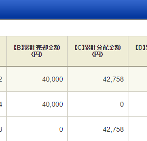 【投資信託】長期インデックス投資 資産公開(2019年5月)