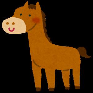 血統表にこの馬が入ってるとスタミナ強化になるやつ