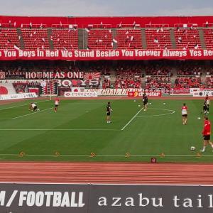 2021ルヴァンカップ プレーオフステージ 第2戦 vs 神戸 浦和駒場スタジアム