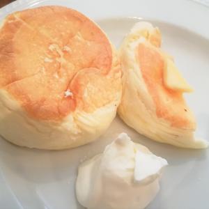 難波のミカサデコでパンケーキ♪たこ焼きも食べ歩き!