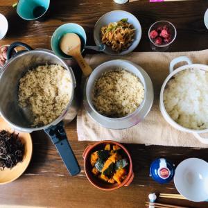 これぞ最高の贅沢!旬のものを美味しくいただく!!玄米の炊き方講座は新米を思いっきり楽しめる!