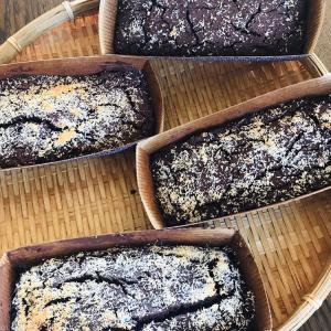 【おかえりおやつ】ケーキ1台お持ち帰り講座^^グルテンフリー!!米粉のチョコレートブラウニー♪