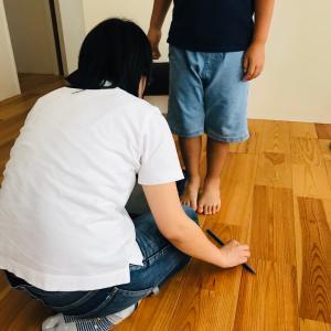 息子の足のカウンセリングに行ってきました^^実はその靴、合っていないかもしれない??