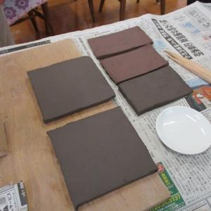今月の陶芸教室