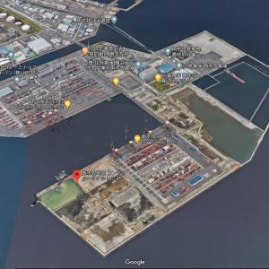 南本牧埠頭 コンテナターミナル MC-4 レビューのコピー