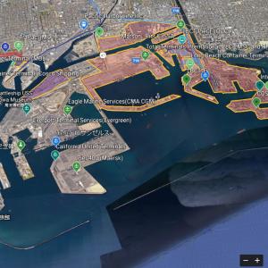 dplayの番組「ロサンゼルス港」(ディスカバリーチャンネル)の解説