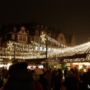 マインツ観光とクリスマスマーケット:2019またドイツ旅2