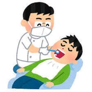 歯医者、再び・・・。