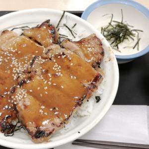 【松屋】味噌漬けトンテキ丼!