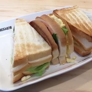 【コメダ珈琲店】ミックストースト